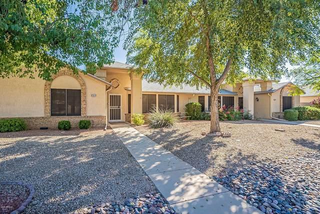 13611 W Meeker Boulevard, Sun City West, AZ 85375 (MLS #6163731) :: Long Realty West Valley