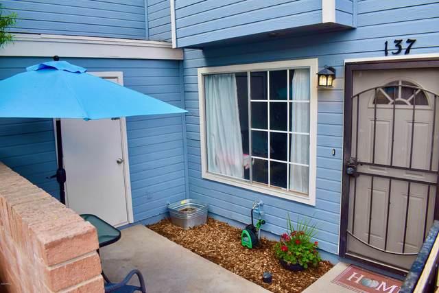 2301 E University Drive #137, Mesa, AZ 85213 (MLS #6163732) :: Lifestyle Partners Team