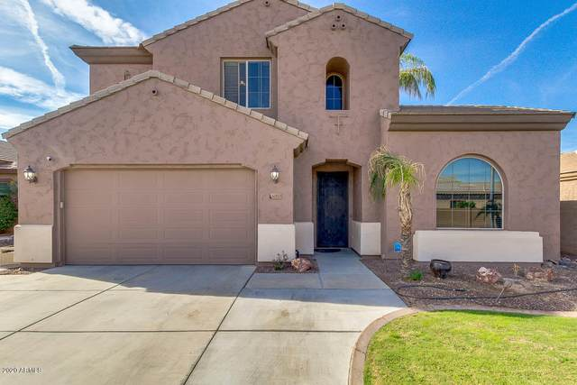 6952 S Black Hills Way, Chandler, AZ 85249 (MLS #6163737) :: Midland Real Estate Alliance