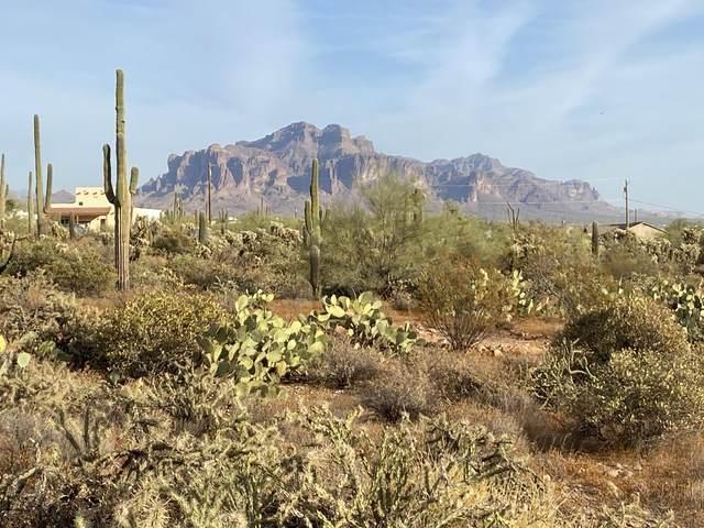 2291 W Saddle Butte Street, Apache Junction, AZ 85120 (MLS #6163739) :: Brett Tanner Home Selling Team