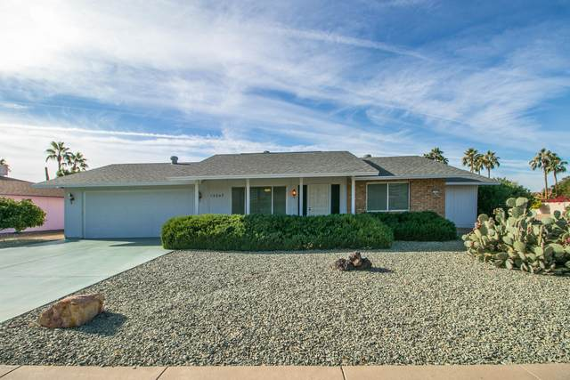 13247 W Mesa Verde Drive, Sun City West, AZ 85375 (MLS #6163746) :: Brett Tanner Home Selling Team