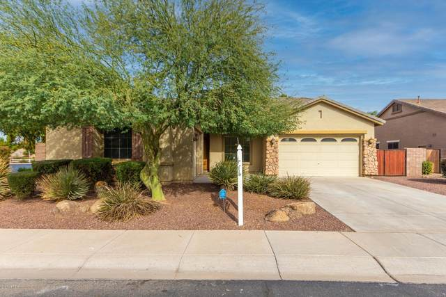 1610 E Yellowstone Place, Chandler, AZ 85249 (MLS #6163762) :: Midland Real Estate Alliance