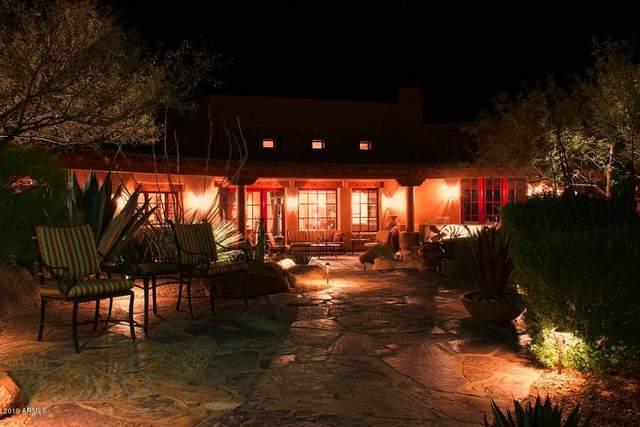 1170 W Tellier Trail, Wickenburg, AZ 85390 (MLS #6163768) :: Klaus Team Real Estate Solutions