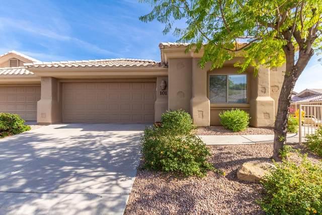 5830 E Mckellips Road #101, Mesa, AZ 85215 (MLS #6163784) :: The Copa Team | The Maricopa Real Estate Company