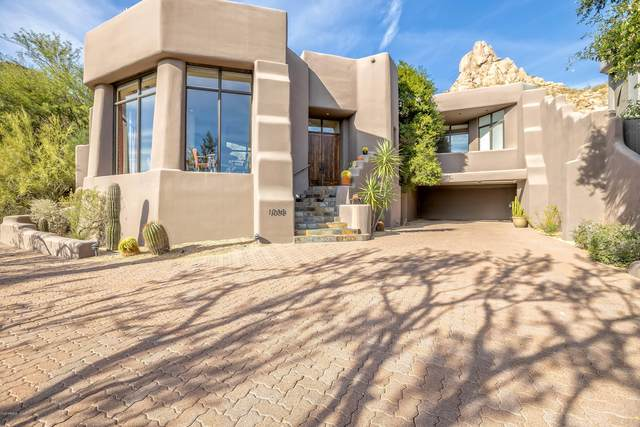 10040 E Happy Valley Road #1038, Scottsdale, AZ 85255 (MLS #6163808) :: The Laughton Team