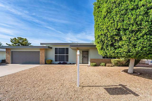 14820 N Lakeforest Drive, Sun City, AZ 85351 (MLS #6163825) :: The Garcia Group