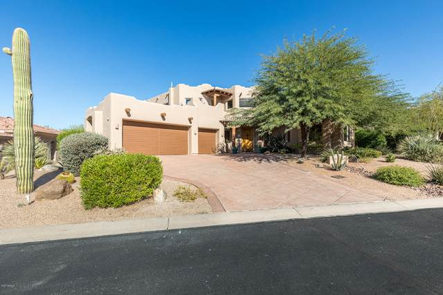 10906 E Southwind Lane, Scottsdale, AZ 85262 (MLS #6163827) :: Long Realty West Valley