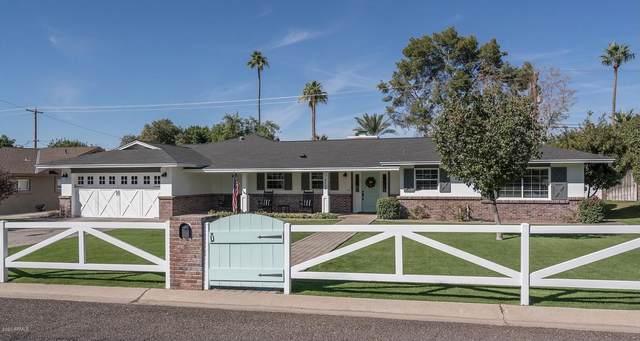 4620 N Avenida Del Puente, Phoenix, AZ 85018 (MLS #6163828) :: Lifestyle Partners Team