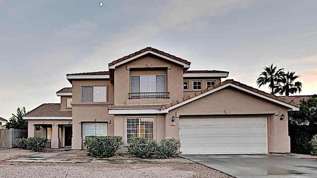 913 W Cooley Drive, Gilbert, AZ 85233 (MLS #6163830) :: D & R Realty LLC