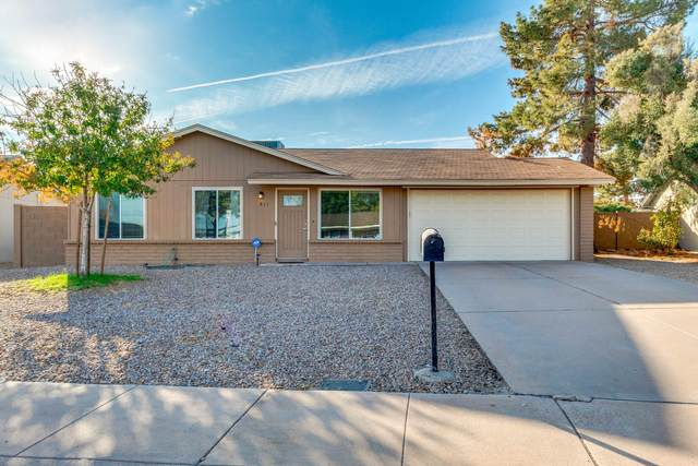 811 W Apollo Avenue, Tempe, AZ 85283 (MLS #6163835) :: Midland Real Estate Alliance