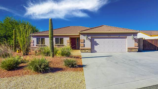 22620 W Lucille Court, Congress, AZ 85332 (MLS #6163840) :: Nate Martinez Team