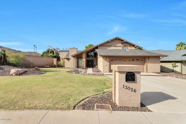 13026 N 12TH Avenue, Phoenix, AZ 85029 (MLS #6163844) :: The Daniel Montez Real Estate Group