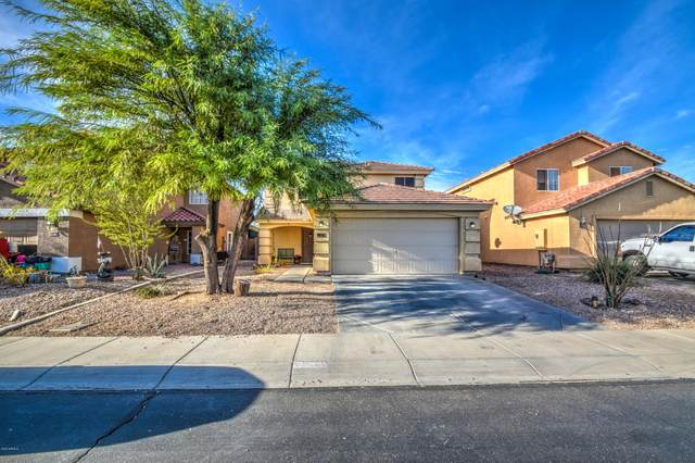22262 W Mesquite Drive, Buckeye, AZ 85326 (MLS #6163850) :: The Garcia Group