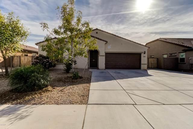 1689 E Primavera Way, San Tan Valley, AZ 85140 (MLS #6163853) :: Brett Tanner Home Selling Team