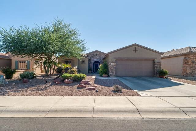 15267 W Springleaf Way, Surprise, AZ 85374 (MLS #6163866) :: Brett Tanner Home Selling Team
