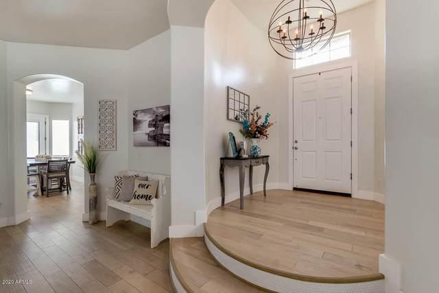1332 E Clark Drive, Gilbert, AZ 85297 (MLS #6163880) :: Midland Real Estate Alliance