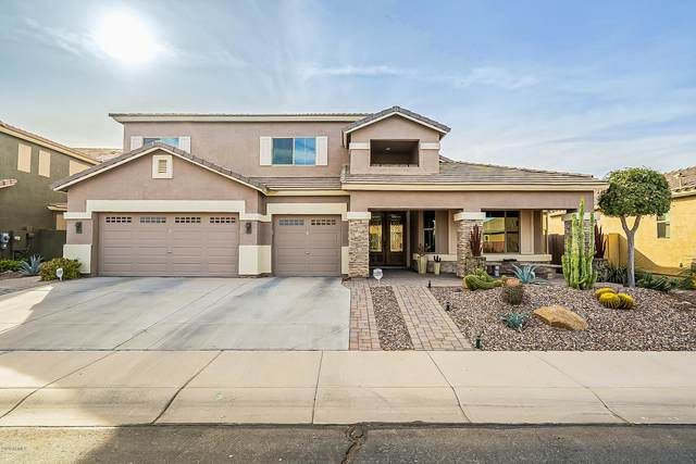 41909 W Barcelona Drive, Maricopa, AZ 85138 (MLS #6163924) :: Midland Real Estate Alliance