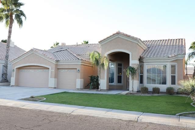 1801 W Wisteria Drive, Chandler, AZ 85248 (MLS #6163933) :: The Laughton Team
