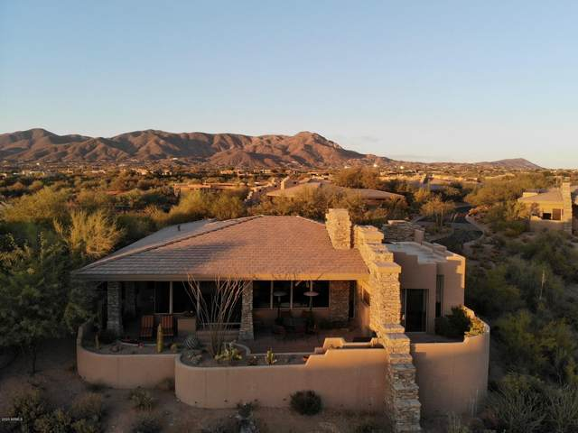10207 E Old Trail Road, Scottsdale, AZ 85262 (MLS #6163934) :: Midland Real Estate Alliance