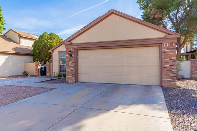 817 E Gila Lane, Chandler, AZ 85225 (MLS #6163963) :: The Garcia Group