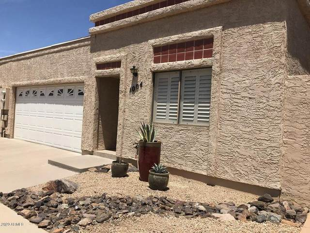 1004 E Charleston Avenue, Phoenix, AZ 85022 (MLS #6163978) :: Brett Tanner Home Selling Team