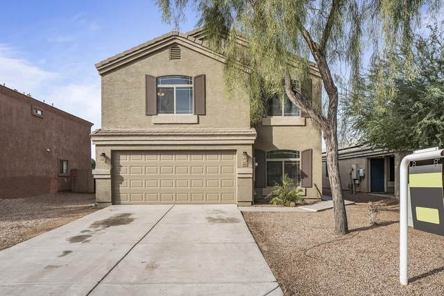 19420 N Braden Road, Maricopa, AZ 85138 (MLS #6163982) :: The Laughton Team