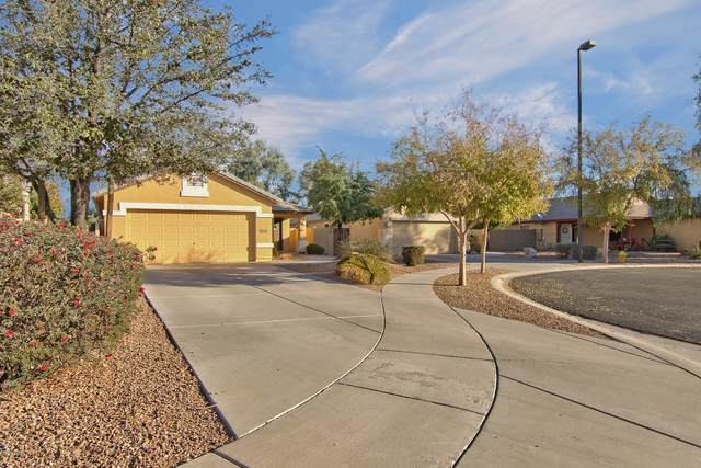 4045 S Summer Court, Gilbert, AZ 85297 (MLS #6163985) :: Brett Tanner Home Selling Team