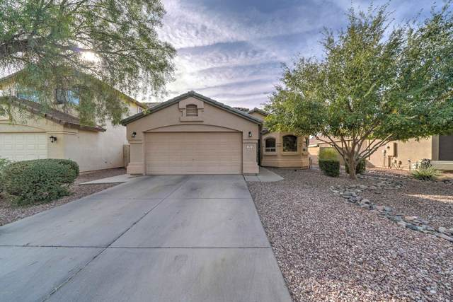 75 W Dexter Way, San Tan Valley, AZ 85143 (MLS #6163993) :: Lifestyle Partners Team