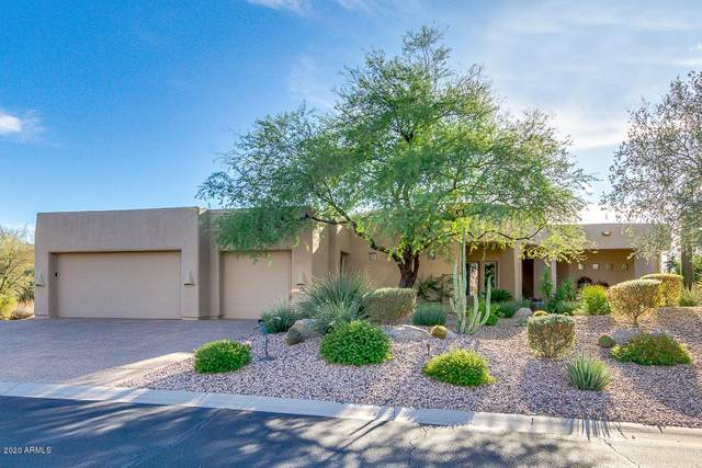 9709 E Gamble Lane, Scottsdale, AZ 85262 (MLS #6163996) :: My Home Group