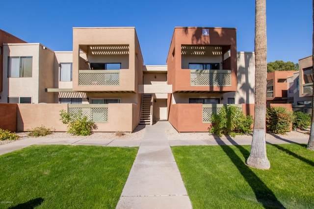 3500 N Hayden Road #511, Scottsdale, AZ 85251 (MLS #6164014) :: Brett Tanner Home Selling Team