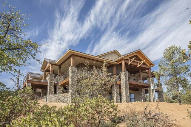 744 E Highline Drive, Payson, AZ 85541 (MLS #6164016) :: The Helping Hands Team
