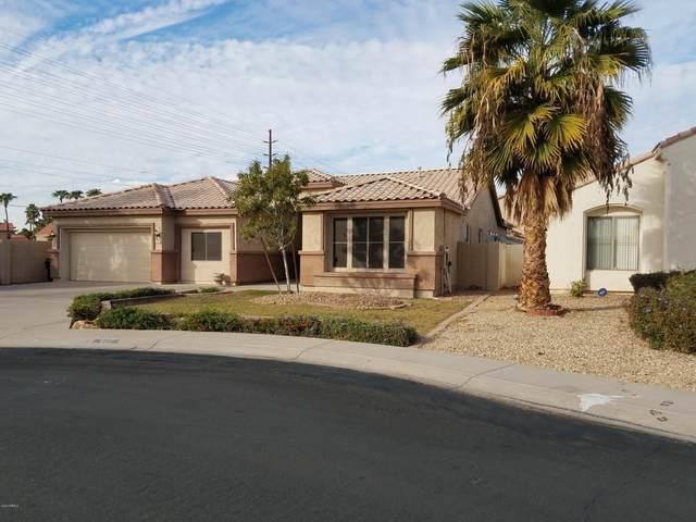 1602 E Commerce Avenue, Gilbert, AZ 85234 (MLS #6164024) :: Midland Real Estate Alliance