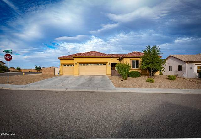 2575 Rising Moon Way, Sierra Vista, AZ 85635 (MLS #6164030) :: Midland Real Estate Alliance