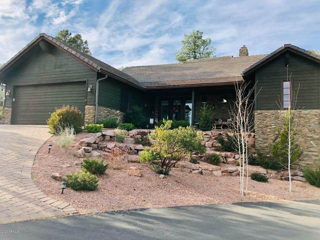 2700 E Rim Club Drive, Payson, AZ 85541 (MLS #6164033) :: TIBBS Realty