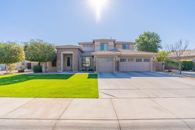 15069 W Highland Avenue, Goodyear, AZ 85395 (MLS #6164056) :: Midland Real Estate Alliance