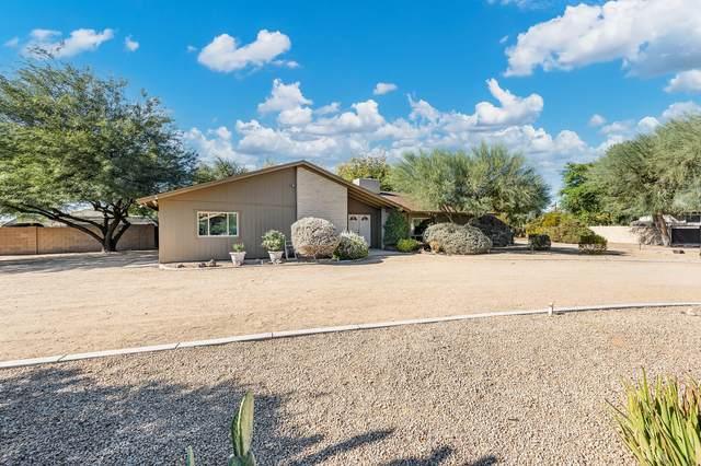 11022 N 85TH Place, Scottsdale, AZ 85260 (MLS #6164063) :: The Laughton Team