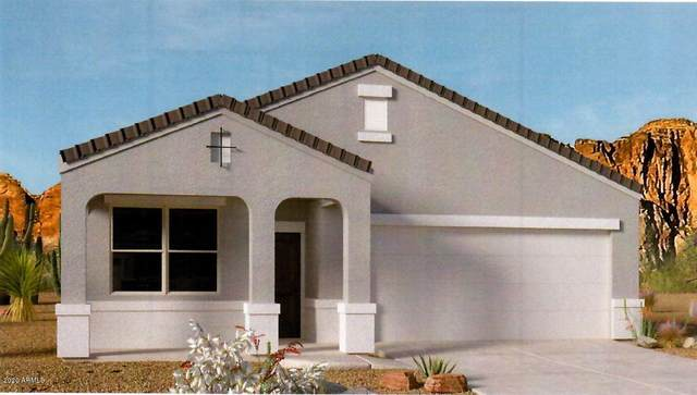 36033 W Seville Drive, Maricopa, AZ 85138 (MLS #6164065) :: Midland Real Estate Alliance
