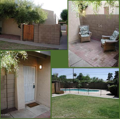 231 N Robson Street #17, Mesa, AZ 85201 (MLS #6164095) :: My Home Group