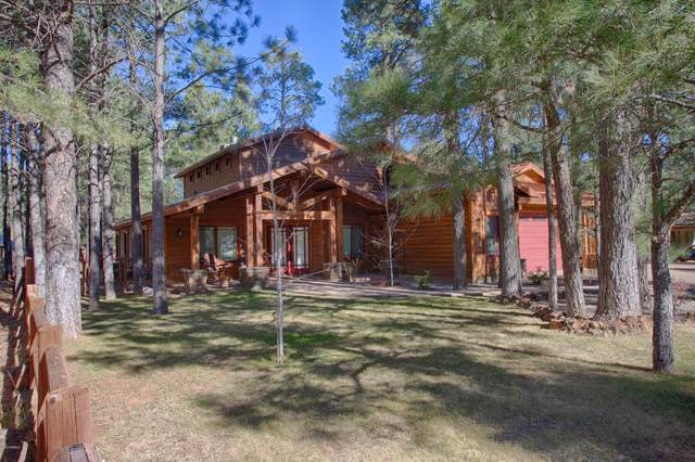 5132 Buck Springs Road, Pinetop, AZ 85935 (MLS #6164097) :: Yost Realty Group at RE/MAX Casa Grande