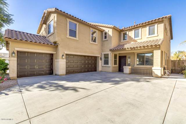 942 W Holstein Trail, San Tan Valley, AZ 85143 (MLS #6164114) :: Lifestyle Partners Team