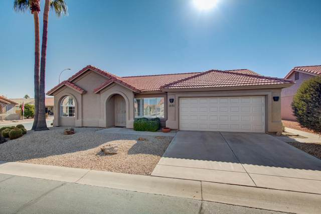 1571 E Buena Vista Drive, Chandler, AZ 85249 (MLS #6164122) :: D & R Realty LLC
