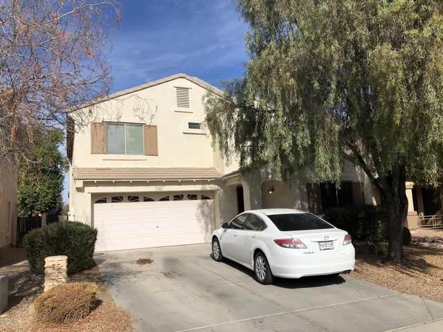 110 W Canyon Rock Road, San Tan Valley, AZ 85143 (MLS #6164131) :: The Riddle Group
