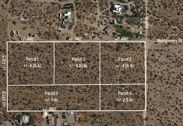 0 N 156th Street, Scottsdale, AZ 85262 (MLS #6164134) :: My Home Group