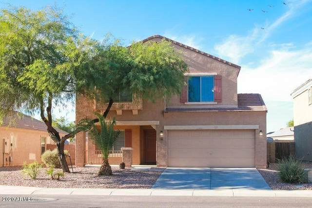 5282 S 236TH Avenue, Buckeye, AZ 85326 (MLS #6164136) :: ASAP Realty