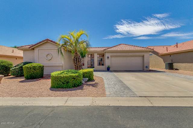 24108 S Starcrest Drive, Sun Lakes, AZ 85248 (MLS #6164141) :: Long Realty West Valley