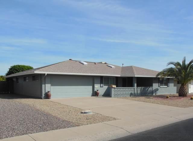 10520 W White Mountain Road, Sun City, AZ 85351 (MLS #6164157) :: Long Realty West Valley