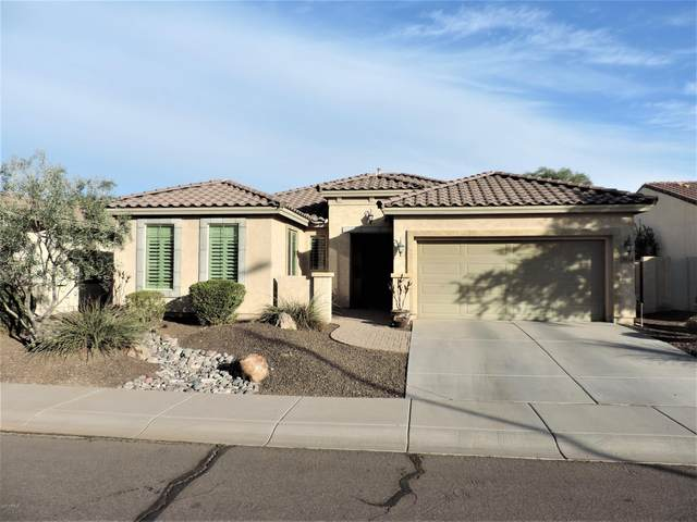 3654 E Bartlett Way, Chandler, AZ 85249 (MLS #6164163) :: TIBBS Realty