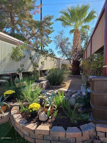 2401 W Southern Avenue #407, Tempe, AZ 85282 (MLS #6164172) :: Midland Real Estate Alliance