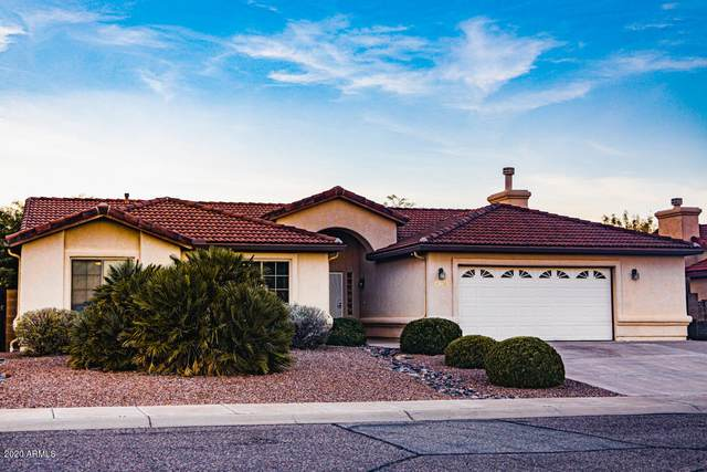 3846 Plaza Margarita, Sierra Vista, AZ 85650 (MLS #6164182) :: Midland Real Estate Alliance
