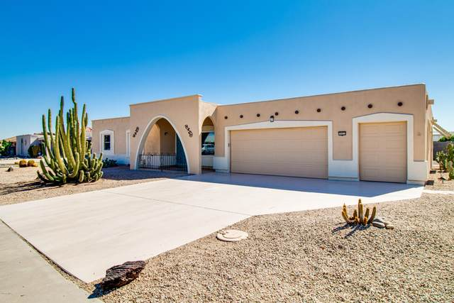 10455 W Brookside Drive, Sun City, AZ 85351 (MLS #6164186) :: The Daniel Montez Real Estate Group